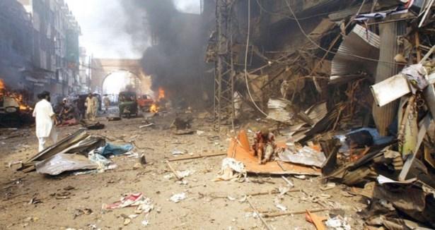 Pakistan'da Bombalı Saldırı: 9 Ölü