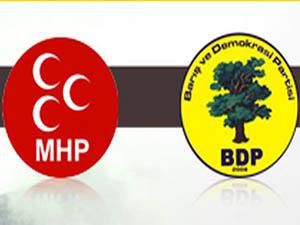 İstifa Eden MHP'li Aday, BDP'yi Destekleyecek