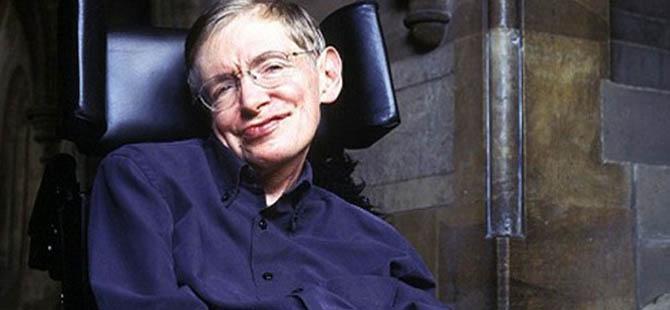 Stephen Hawking Suriye İçin Yazdı