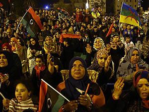 Libya'da Milli Genel Kongre'ye İstifa Çağrısı