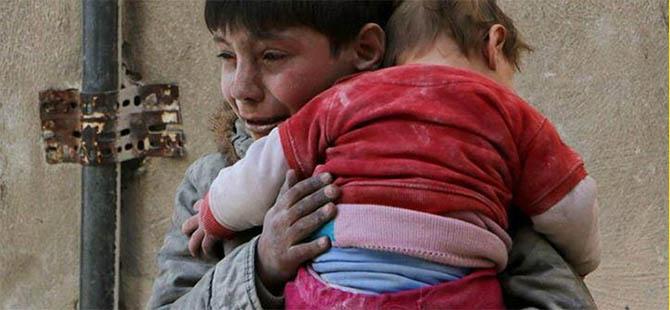 Suriye'de Dün 58 Kardeşimiz Katledildi