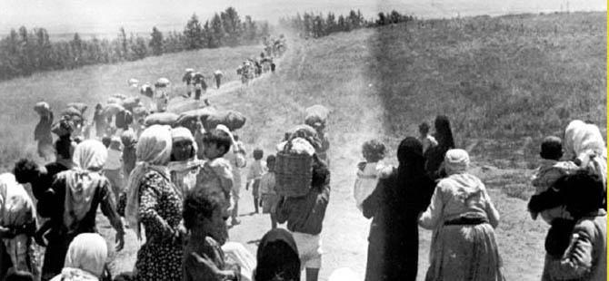 """""""Filistinli Mültecilerin Dönüş Hakkını Asla Kabul Etmeyeceğiz"""""""