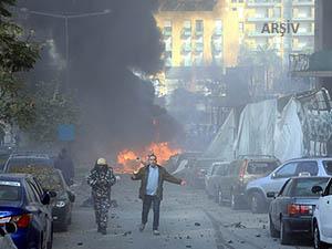 Beyrut'ta Hizbullah'ın Bölgesinde Patlama: 3 Ölü