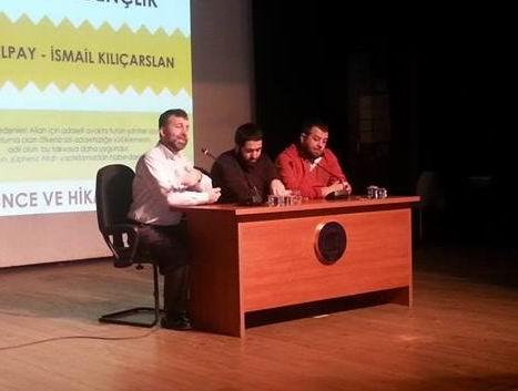 """""""Adalet ve Merhameti Müdafaada Müslüman Gençlik"""""""