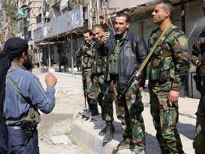 Suriye'de 9 Grup Muhaliflere Katıldı