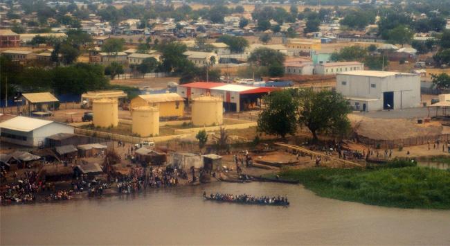 150 Sudanlı Nil'de Boğuldu