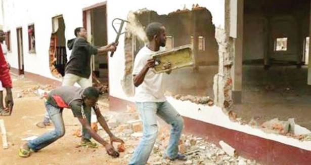 Orta Afrika'da Hristiyan Çetelerin Barbarlığı!