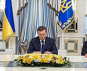 Ukrayna'da Anlaşma İmzalandı