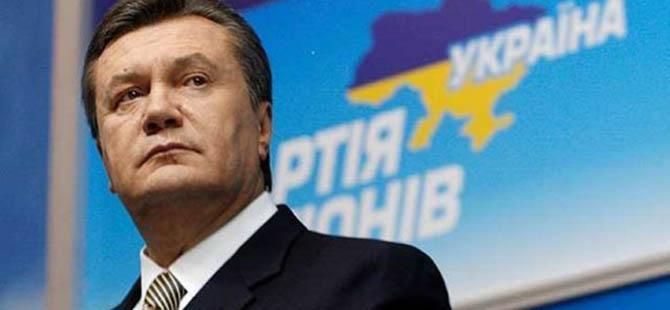 Cumhurbaşkanı Yanukoviç'in Kaçtığı İddia Edildi