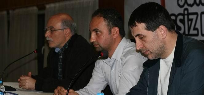 """Antalya'da """"Ortadoğu ve Sorumluluklarımız"""" Paneli"""
