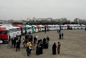 229 Yardım Tırı Suriye Yolunda