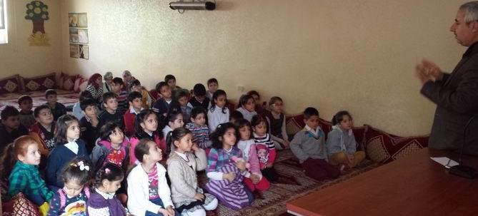 Şefik Sevim Çocuklara Namazı Anlattı