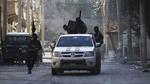 Nusra Cephesi Yermuk'teki Mevzilerine Geri Dönüyor