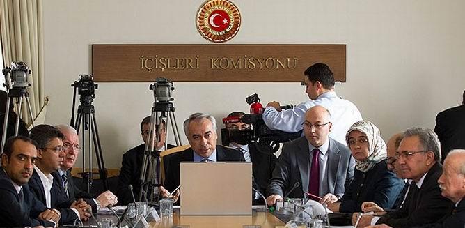 MİT Yasa Teklifi Komisyonda Kabul Edildi