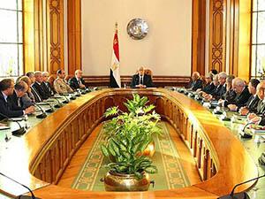 Mısır'da Geçici Hükümet İstifa Etti