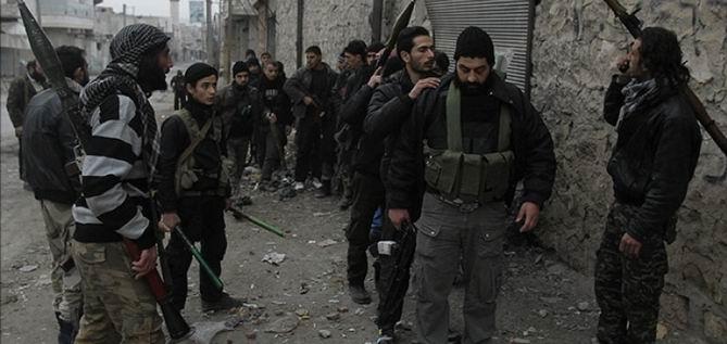 Yebrud'da Şiddetli Çatışmalar