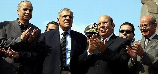 Mısır'da Hükümeti Kurma Görevi Mahleb'de