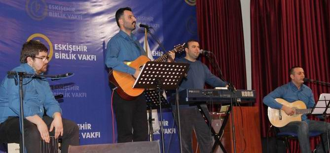 Eskişehir'de Suriye İçin Destek Gecesi