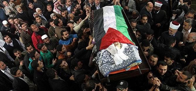 Gazze Müftüsü Şeyh Abdülkerim El-Kehelut Vefat Etti