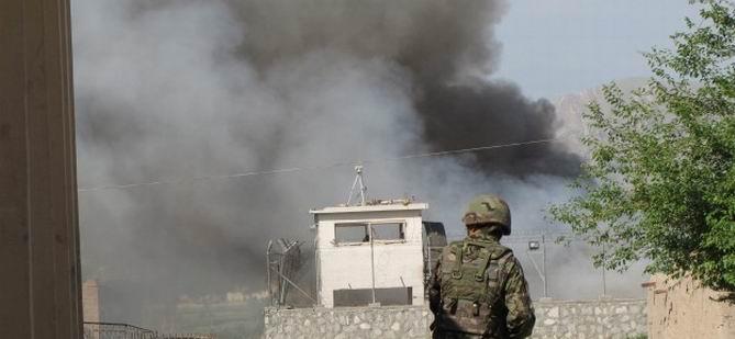 Taliban, Afgan Karakolunu Vurdu: 9 Ölü