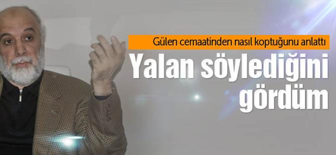 Gülen'in İlk Talebesini Küstüren İki Olay