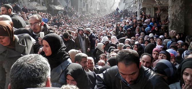 Şam'da Bir Nazi Kampı: Yermuk