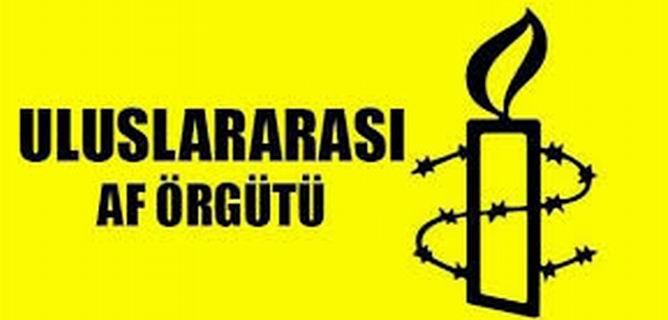 Uluslararası Af Örgütü'nden İşkence Raporu
