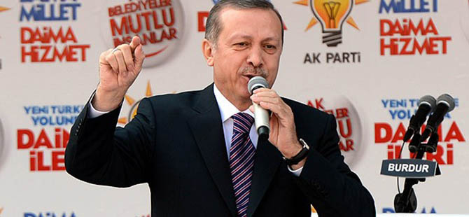 Erdoğan: Ey Hoca Bu Ülkeyi Karıştırma!