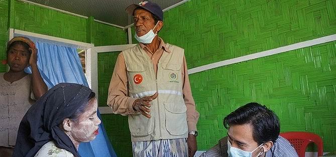 Arakan'da Doktora Bile Tahammülü Yok