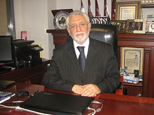 Ahmet Ağırakça Rektör Adayı