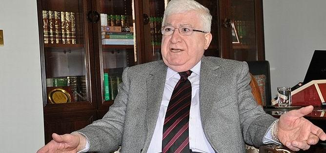 """""""Kürt Vekillerin Irak Parlamentosundan Çekilmesi İntihar Olur"""""""