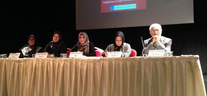 """Üsküdar'da """"28 Şubat'ın Şahitleri Konuşuyor"""" Paneli"""