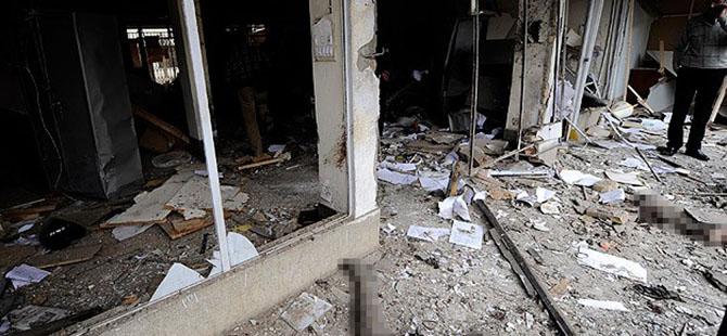 Pakistan'da Adliyeye Canlı Bombalı Saldırı