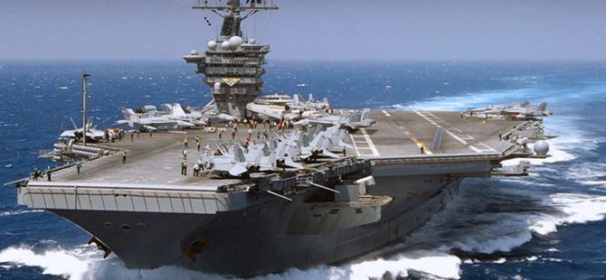 ABD Donanması Karadeniz'e Doğru Yola Çıktı