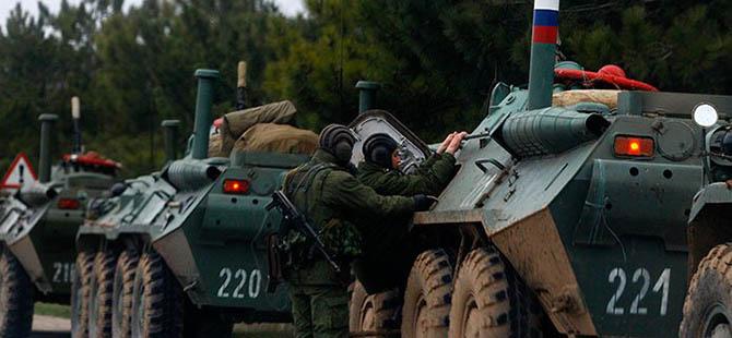 Rusya'dan Ukrayna'ya Ültimatom: 05.00'e Kadar Teslim Olun!