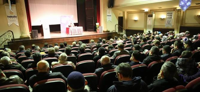 """Ordu'da """"Hz. Hamza"""" Konferansı"""