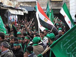 Batı Şeria'da Hamas Mensubu 40 Kişiye Gözaltı