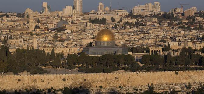İngiltere'de Doğu Kudüs'ü İsrail'e Ait Gösteren İlana Yasak