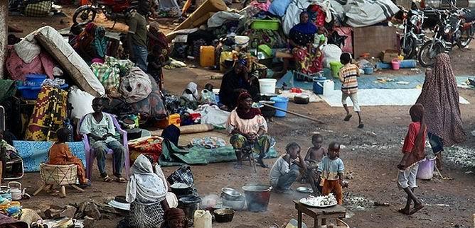 1,25 Milyon Orta Afrikalı Açlık Riskiyle Karşı Karşıya