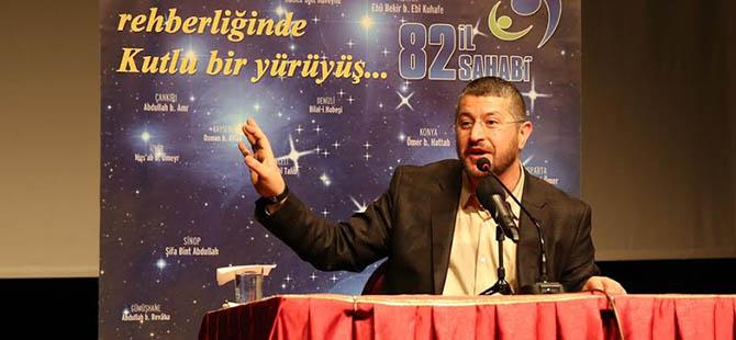 """""""İslam Toplumunun Teşekkülünde Medine Modeli"""""""