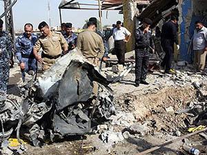 Bağdat'ta Beş Ayrı Saldırı: 10 Ölü, Onlarca Yaralı