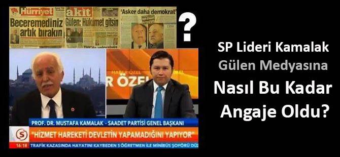 SP Lideri, Gülen Medyasına Nasıl Bu Kadar Angaje Oldu?