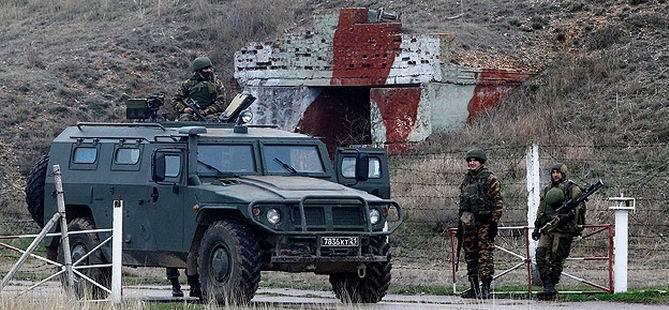 Rus Birlikleri Stratejik Noktaları Ele Geçiriyor