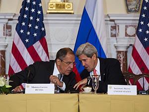 Kerry ve Lavrov Ukrayna Konusunda Anlaşamadı