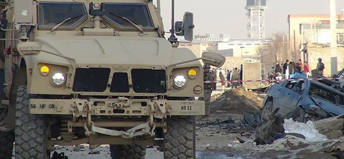 "NATO Afgan Askerlerini ""Vurdu"""