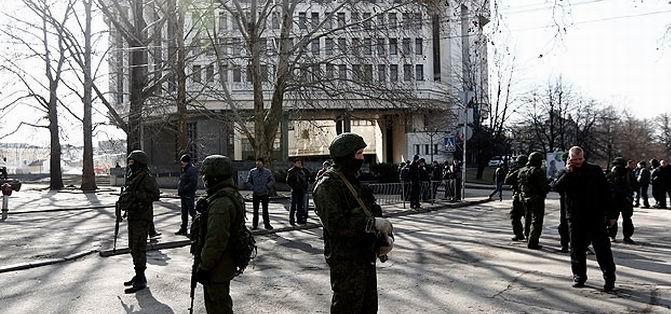Kırım Parlamentosundan Rusya'ya Bağlanma Kararı