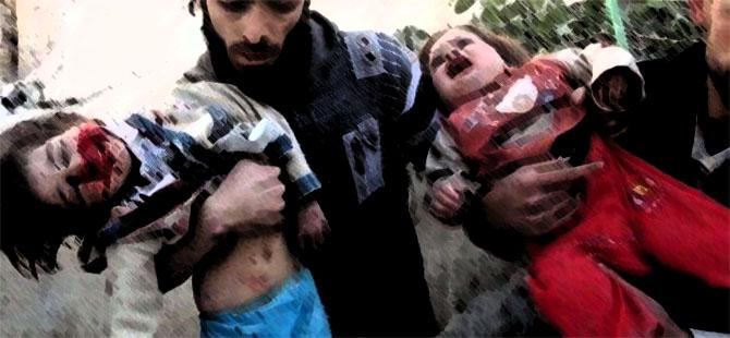 Esed Güçlerinin Kanlı Saldırısı: 55 Ölü