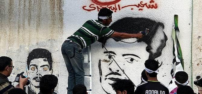 Yemen'de Duvarlar Özgürlüklerini Haykırıyor