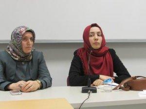 """FSM Üniversitesinde """"İkna Odaları"""" Belgeseli Gösterimi"""