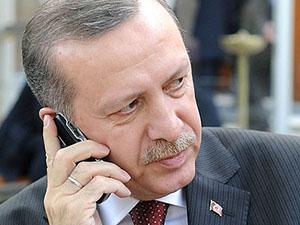 "Erdoğan'dan Başbuğ'a ""Geçmiş Olsun"" Telefonu"